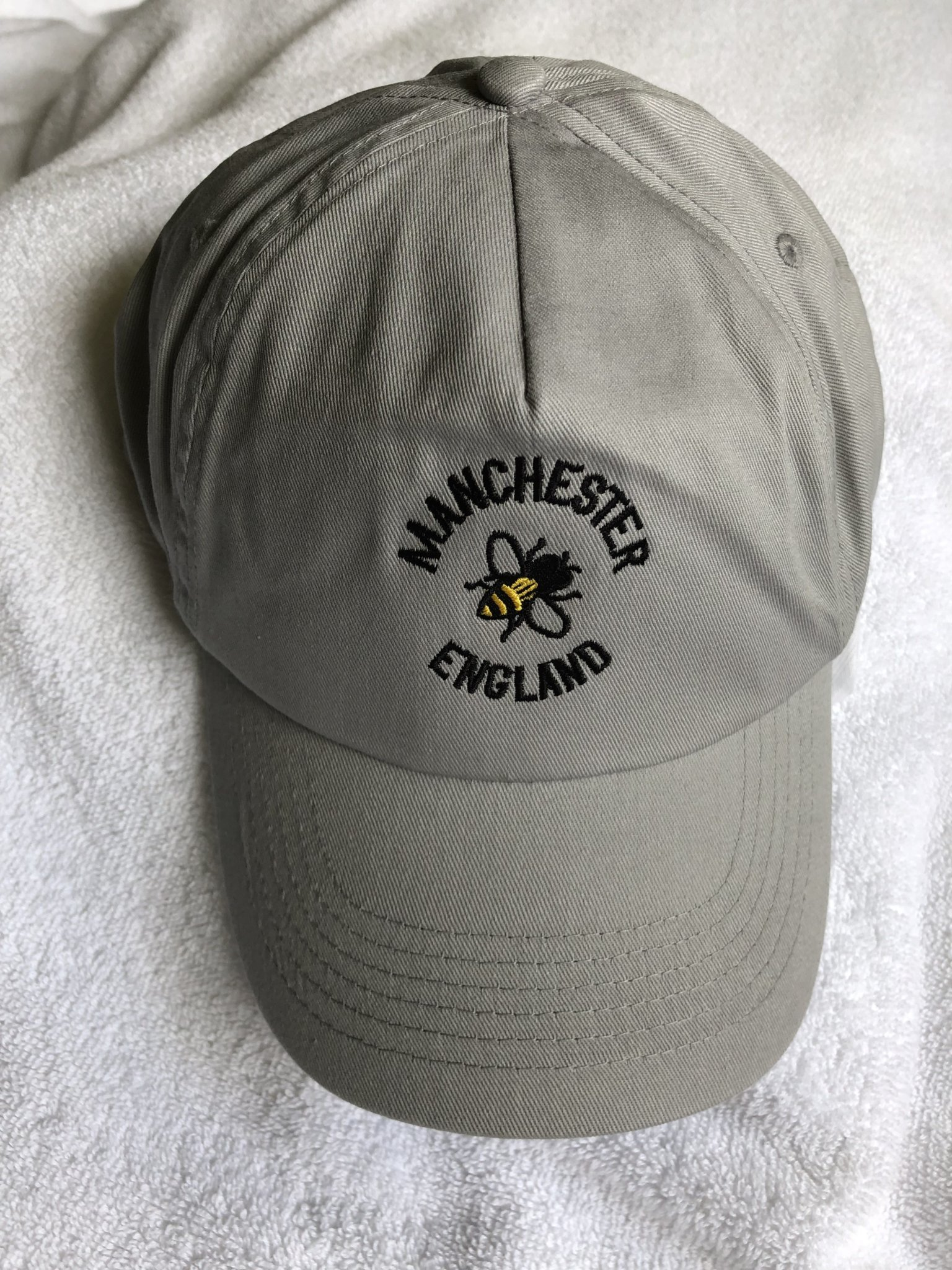 best sneakers cfd1b 17ea2 Heather Gray Baseball Hat