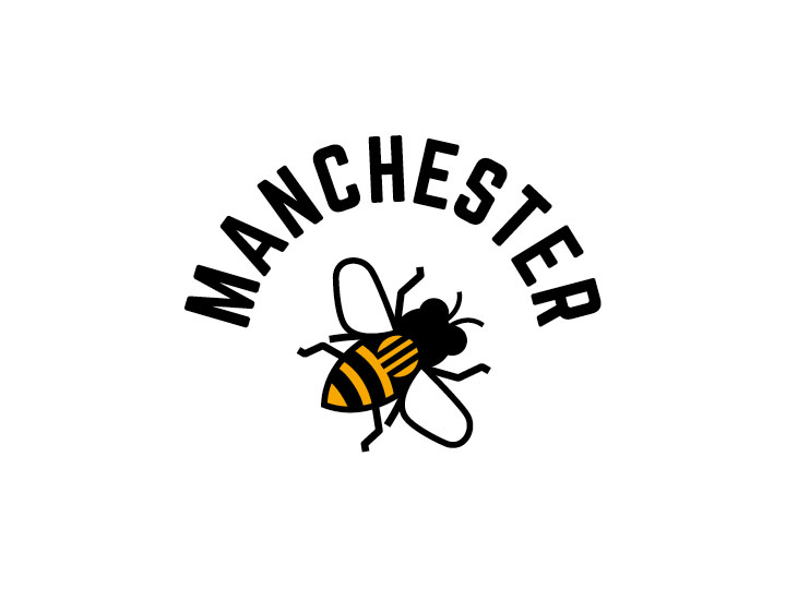 Manchester Bee logo