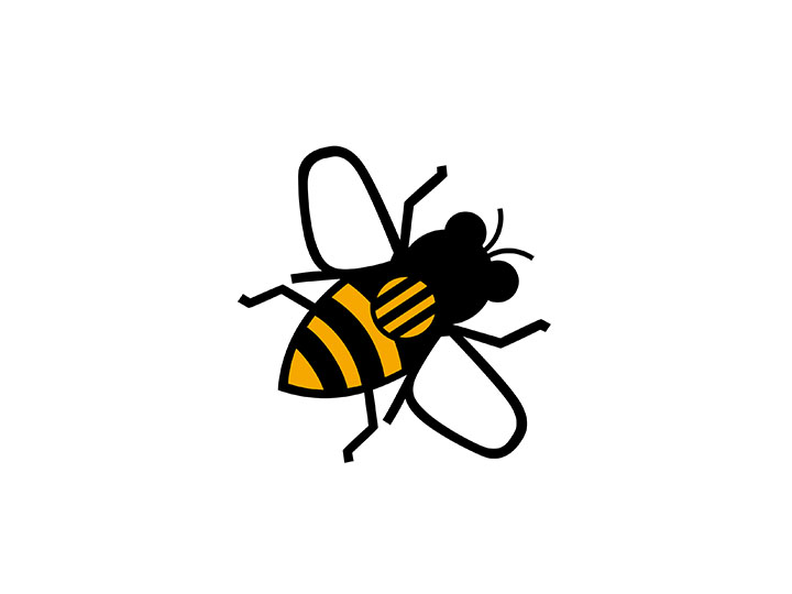 Simply Bee logo