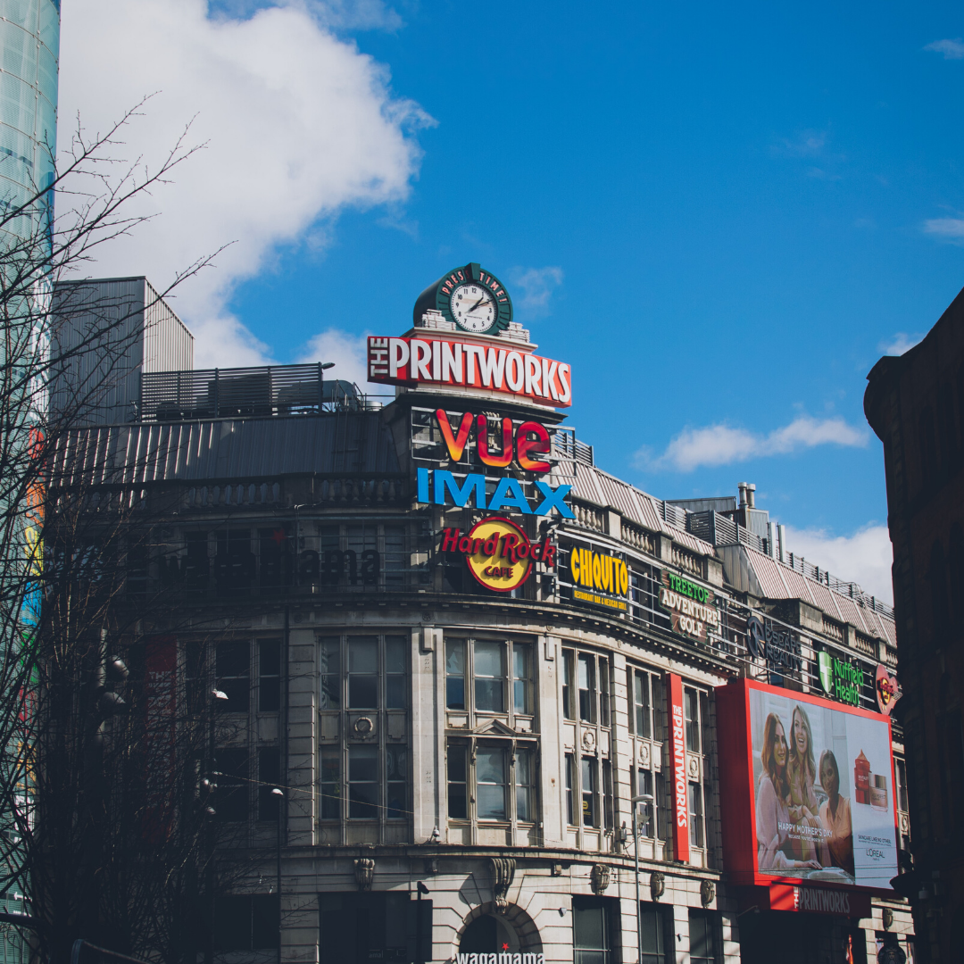 Image of the Printworks
